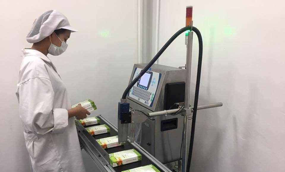 โรงงานรับผลิตอาหารเสริม